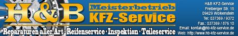 Banner HB-KFZ-Service.de